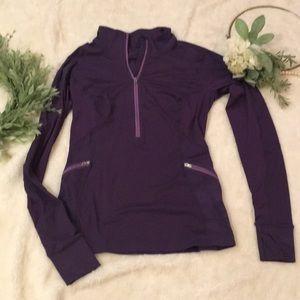 Lulemon 3/4 Zip Pullover EUC